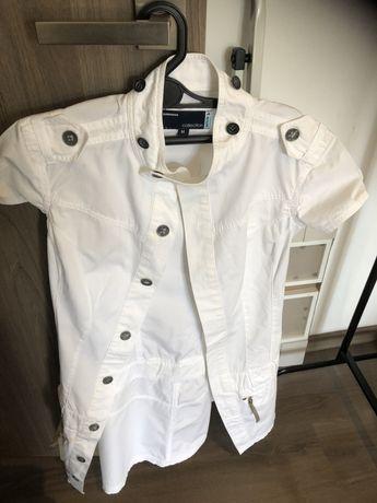 Vestido branco Quebramar