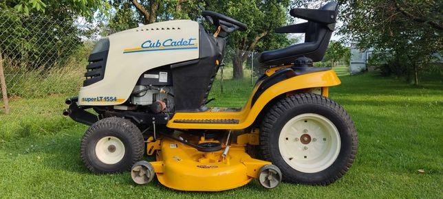 Traktorek kosiarka CUB CADET 27HP V-Twin Kohler Husqvarna John Deere