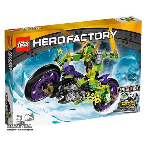 LEGO Hero Factory Демон Скорости (6231)