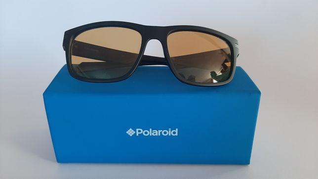 Поляризационные очки Polaroid ОКУЛЯРИ антифары для водителей