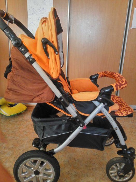 Детская коляска Capella s803 Днепр - изображение 1