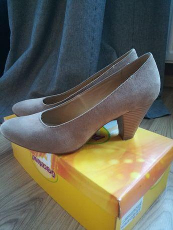 Buty jak nowe, rozmiar 40