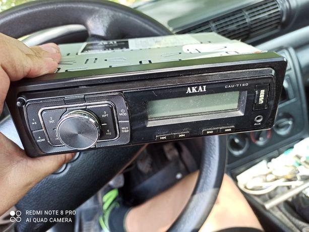 Radio samochodowe AKAI