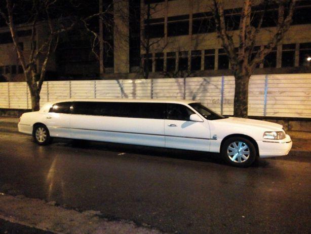 Aluguer de Limousine
