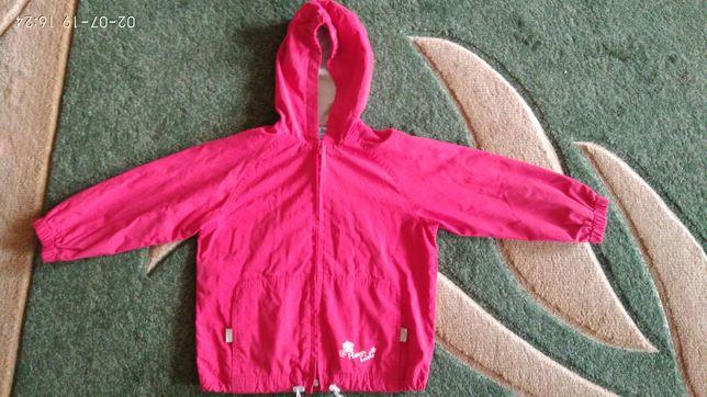 Куртка Ветровка на девочку