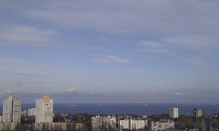 Новострой,центр,вид моря,балкон,ул.Армейская,кл.Филатова,Эксимер-1