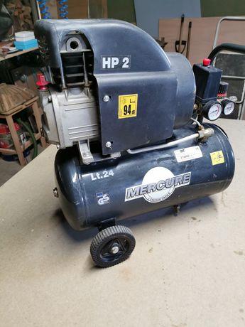 Compressor Mercure de 24 litros