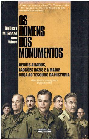 11291 Os Homens dos Monumentos de Robert M. Edsel;