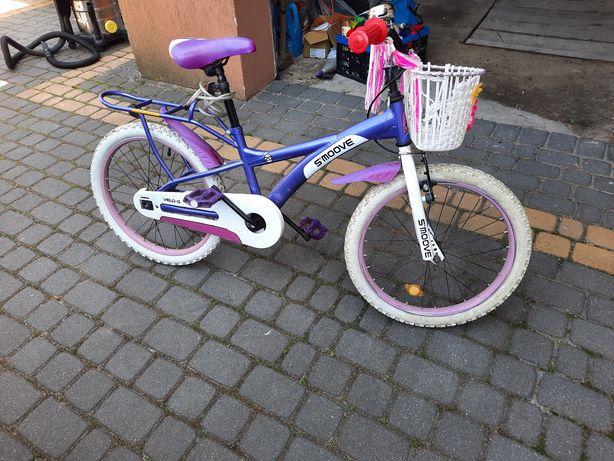 Rower Smoove dziecięcy 20x1.95