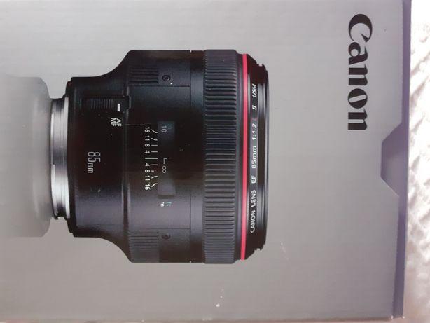 Obiektyw 85mm f/1.2 L USM II