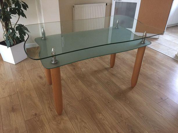Stół szklany Arto włoski