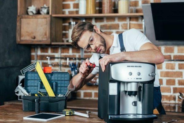 Saeco Delonghi Krups Ремонт кавоварок любої складності