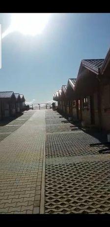 Dom domek nad morzem z własnym zejściem 30 metrów od plaży !