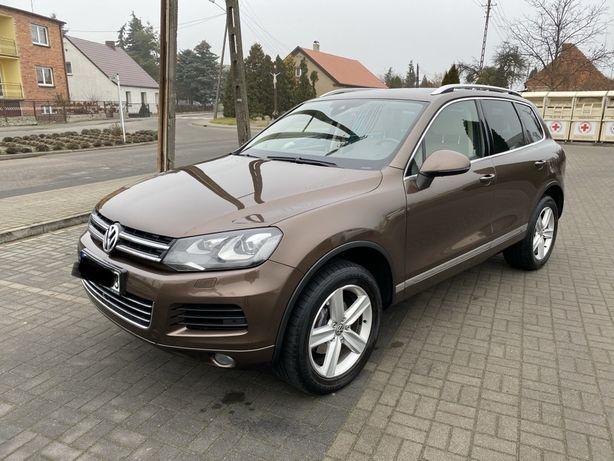 VW Touareg 3.0 TDI Godny Uwagi !