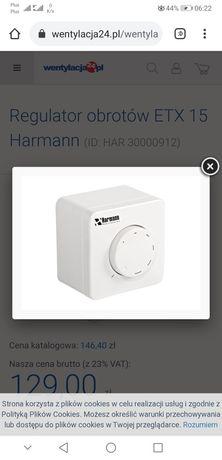 11 sztuk Regulator obrotów etx-0-15-at-har Harman