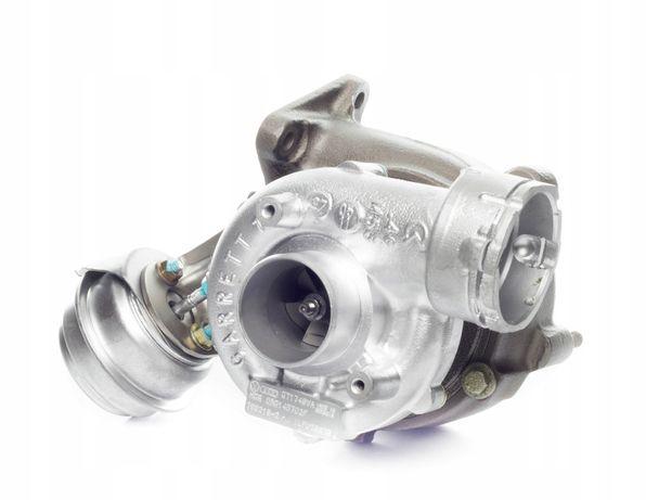 TURBINA Turbo Audi Skoda Volkswagen VW 2.0 TDI 136KM 140KM #GT1749VA