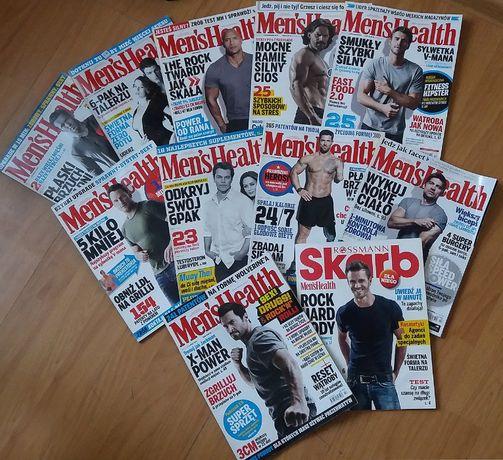 Men's Health 10 szt + gratis