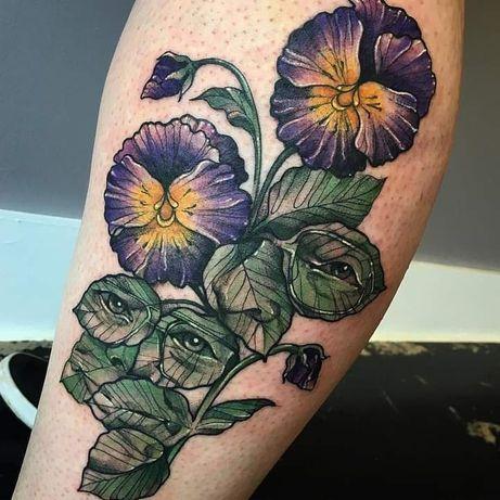 Рирсинг, татуировки и татуаж.