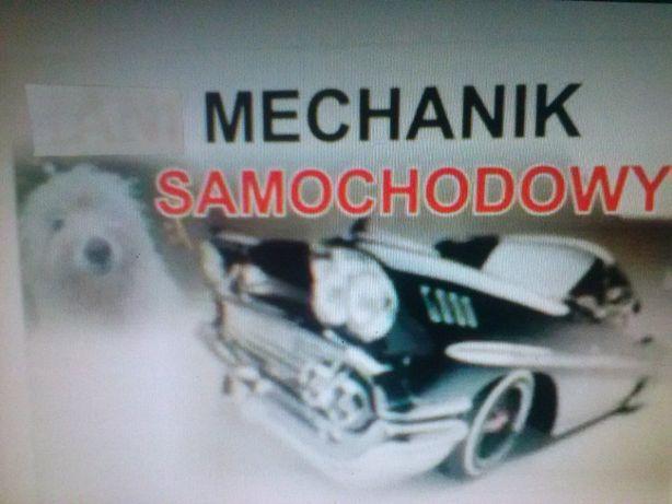 Mechanika samochodowa DOJAZD LAWETA