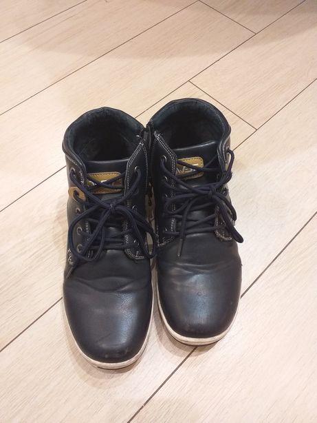 Продам мужские демисезонные ботинки