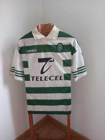 Camisola Oficial Sporting CP 1997/1998 - Principal