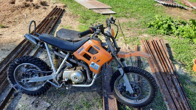 Mini cross Loncin 124cc