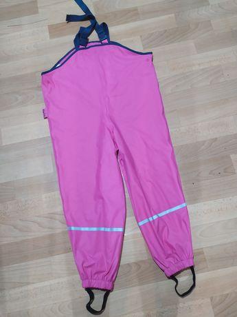 Spodnie nieprzemakalne 140