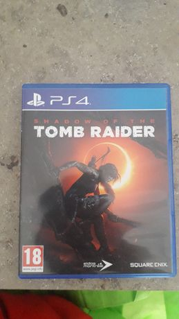 Shadow of the Tomb Rider PS4 PL