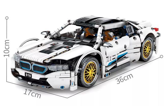 Klocki Technic SY/SEMBO 8603 BMW 1270 elementów NOWE jak LEGO TECHNIC