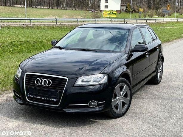 Audi A3 Rezerwacja