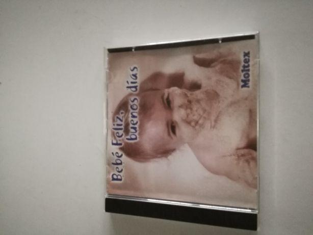 CD Bebé Feliz, Buenos Dias