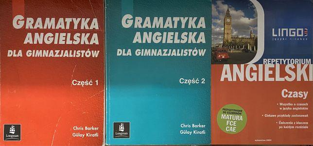 Gramatyka angielska. Czasy repetytorium. Język angielski.