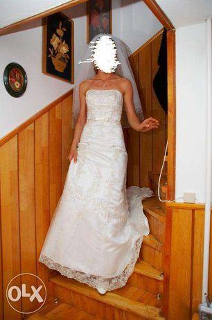 Suknia ślubna stan super