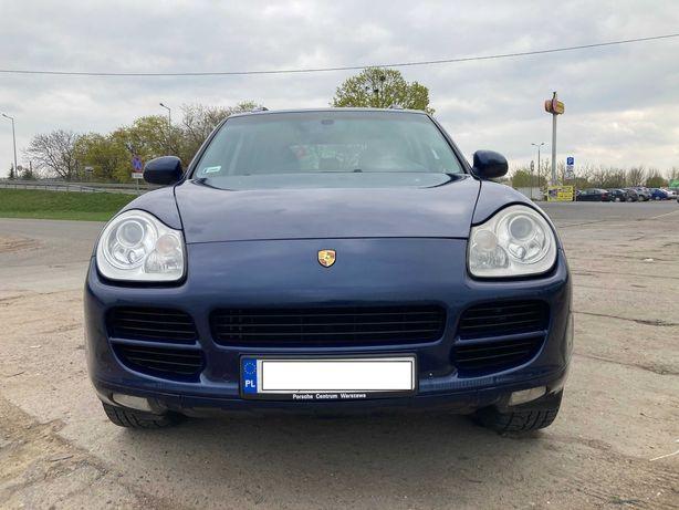 Porsche cayenne s 4x4 4.5 v8 lpg ,bi-xenon,ZAMIANA
