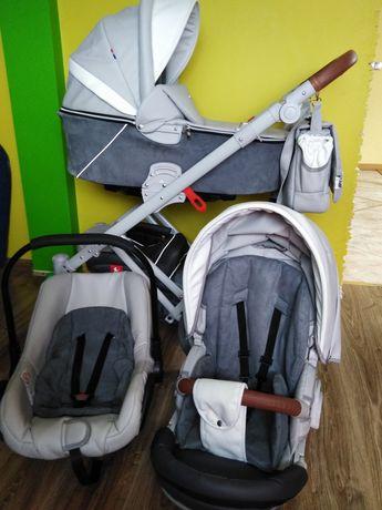 Wózek 3w1 tanio Tutek