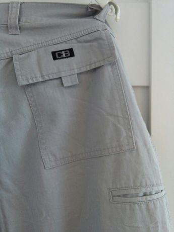 Spodnie męskie bawełna