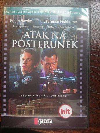 Ethan Hawke w filmie Atak na posterunek na dvd