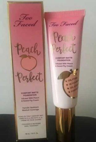 TOO FACED Peach Perfect Foundation próbka 1ml ; 3 odcienie