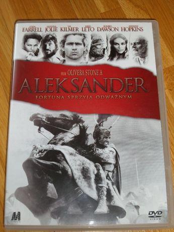 dvd Aleksander film