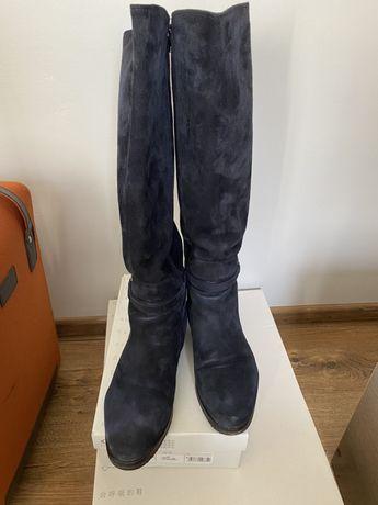 Жіночі осінньо-зимові чоботи
