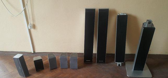 Zestaw Audio Głośnik Thomson i Panasonic