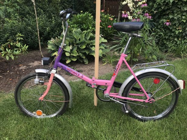Rower Wigry 3 z lat 80-tych