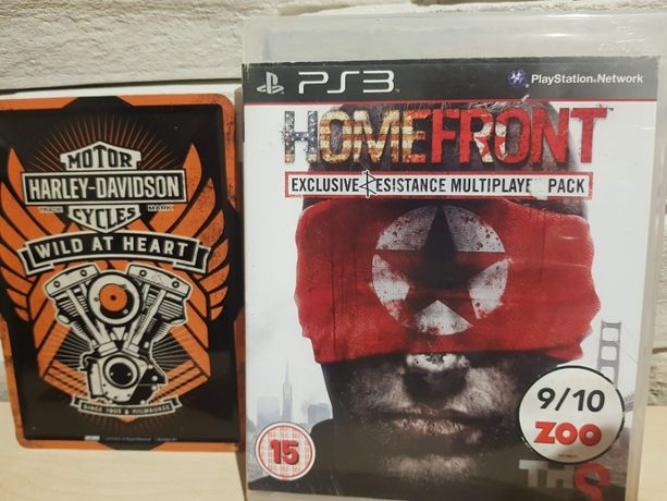 Ps3 Homefront .