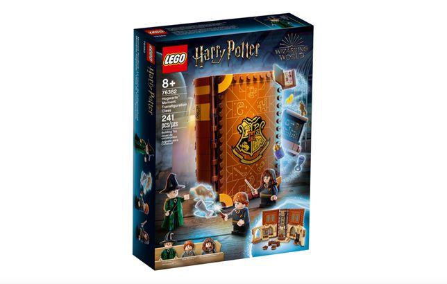 LEGO Harry Potter В Хогвартсе: урок трансфигурации (76382)НОВИНКА 2021