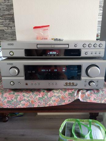 Amplituner,CD DENON AVR 1306