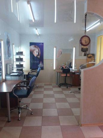 Продам действующую парикмахерскую с помещением