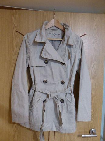 Płaszcz trencz kurtka Jackpot S