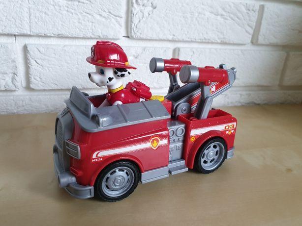 Straż pożarna Marshall z Psiego Patrolu