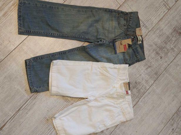 Spodnie spodenki Levis 3-4 l dla chłopca 98