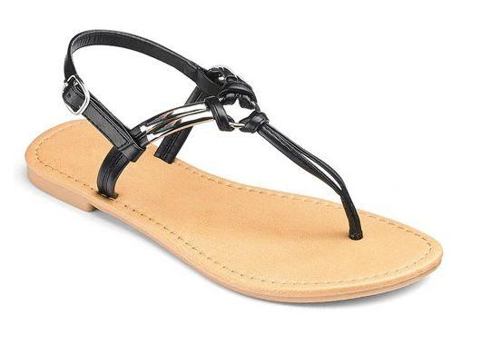 SIMPLY BE sandały damskie r.39